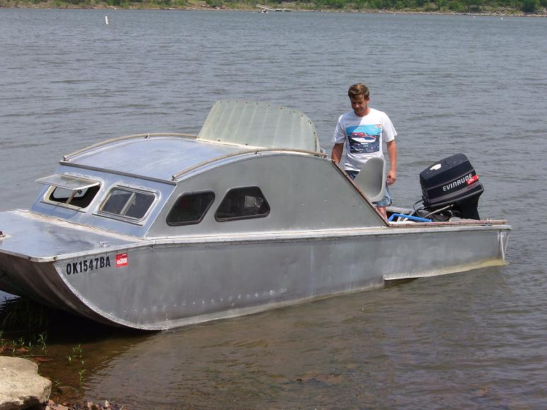 What Type Model Year Is This Aluminum Boat Page 1